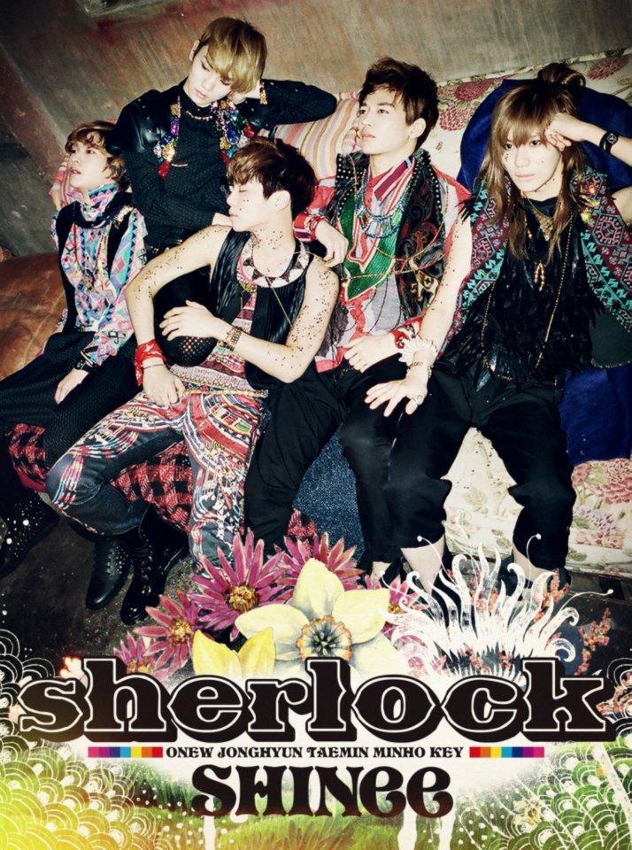 Key Shinee Sherlock