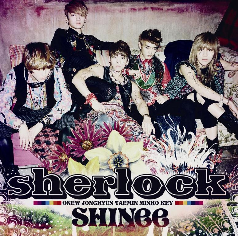 [INFO] SHINee's Sherlock japanese reléase (ALBUM COVERS ... Shinee Key Sherlock
